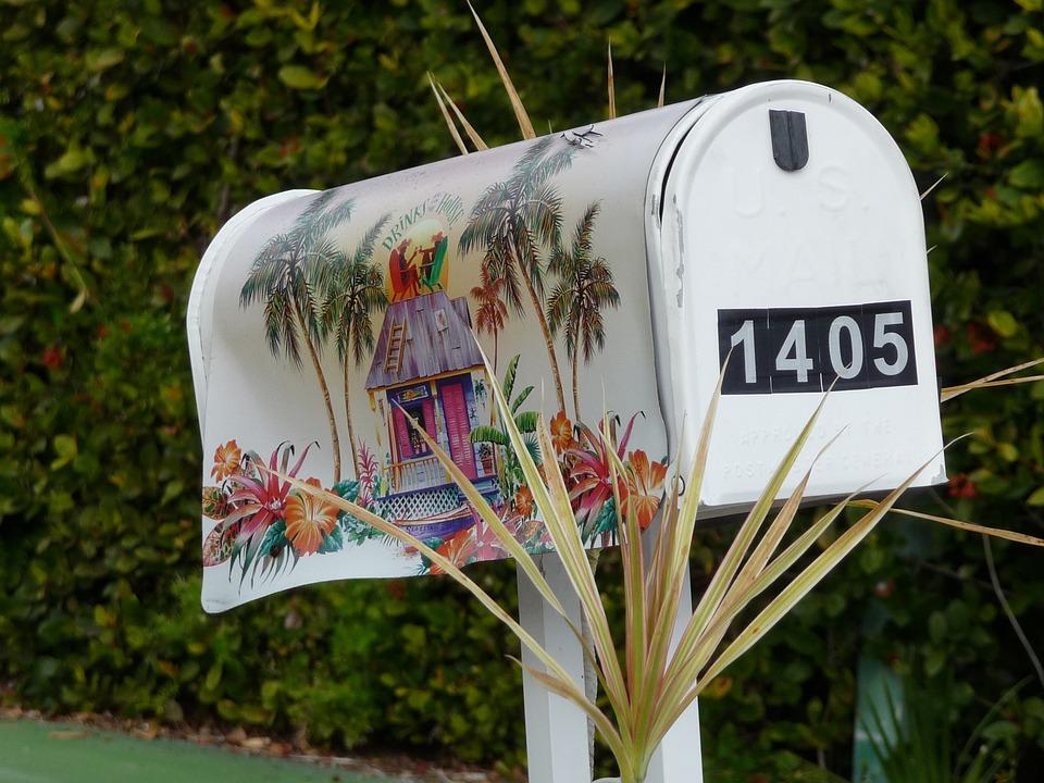 Отримання поштової адреси
