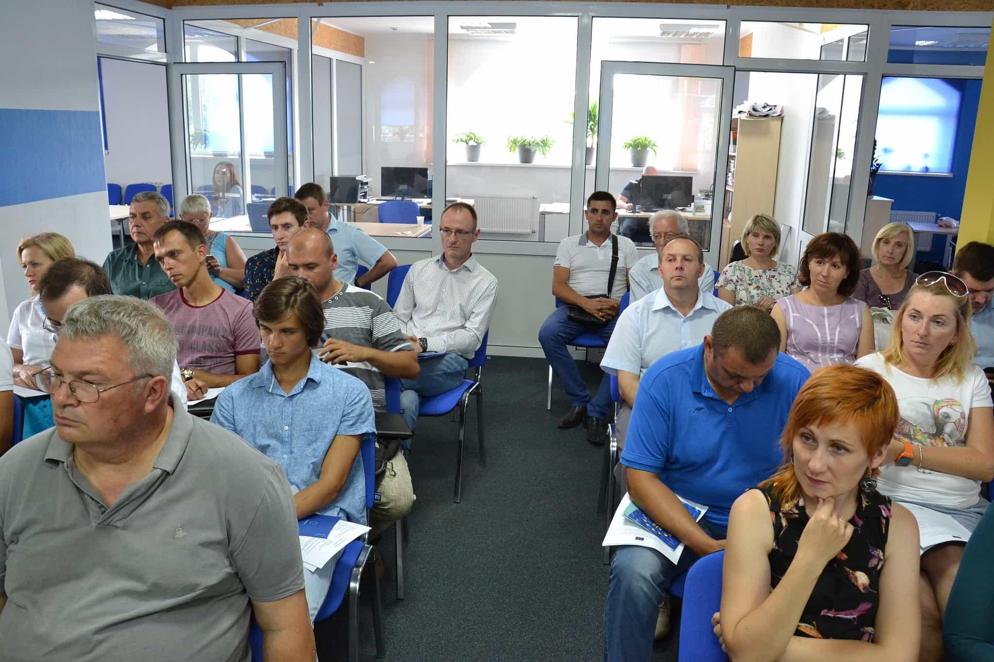 семінар для підприємців